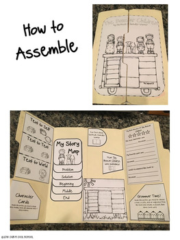 The Boxcar Children Lapbook for Novel Study