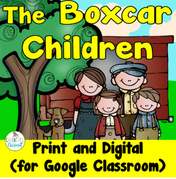 Boxcar Children Literature Packet