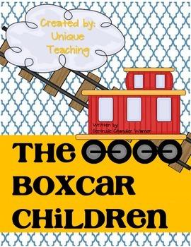 Boxcar Children: Mini-Lesson