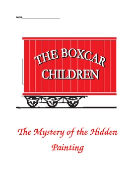 Boxcar Children Mystery of the Hidden Painting