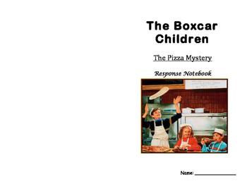 Boxcar Children: Pizza Mystery