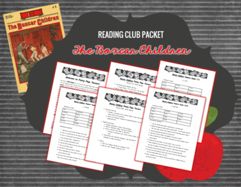 Boxcar Children Reading Club Packet: Discussion Questions and Activities
