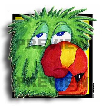 BoxedIn Animal Clipart - fun and cartoony