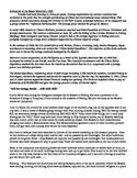 Boxer Rebellion Primary Source DBQs