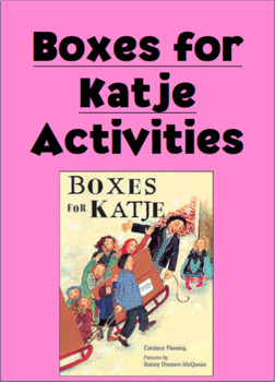 Boxes for Katje Activities