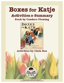 Boxes for Katje:  Activities & Summary