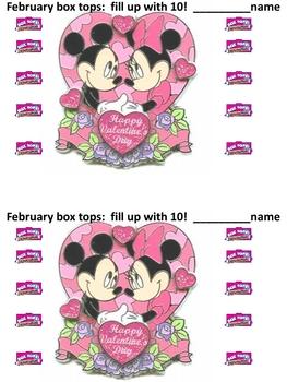 Boxtop Collection Charts