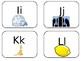 Boy Alphabet Cards