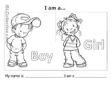 Boy/Girl Chart