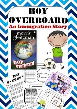 Boy Overboard Planner, Activities & Examples - Immigration