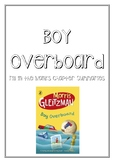 Boy Overboard fill-in-the-blanks Chapter Summaries