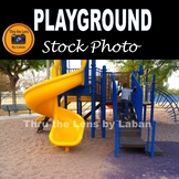 Boy Playing at the Playground Stock Photo #260
