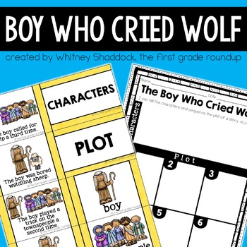 The Boy Who Cried Wolf Activities