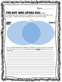 Boy Who Spoke Dog Book Quiz