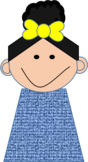 Boy and Girl Clipart