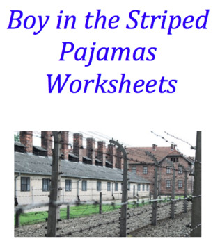 Boy in the Striped Pajamas (6 products)- BUNDLE