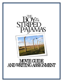 Boy in the Striped Pajamas - Movie Guide, Writing Assignme