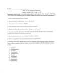 Boy in the Striped Pajamas-Study Guides, Quizzes, Answer K