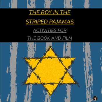 Holocaust Studies: The Boy in the Striped Pajamas (Research Qs; Critical lens Q)