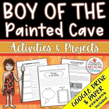 Boy of the Painted Cave: Reading Response Activities and Projects