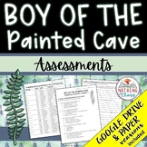 Boy of the Painted Cave: Tests, Quizzes, Assessments