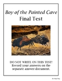 Boy of the Painted Cave- Final Test