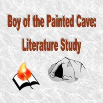 Boy of the Painted Cave: L... by The Learning Mom | Teachers Pay ...