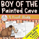 Boy of the Painted Cave Novel Study Unit: comprehension, activities, test