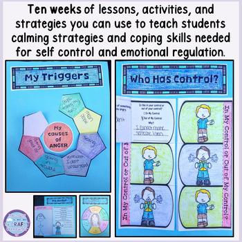 Boy's Group (Calm Down Control) (Anger Regulation)