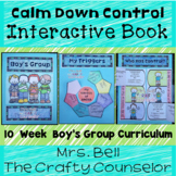 Boy's Group (Calm Down Control) (Anger Regulation)