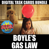 Boyle's Law Boom Cards | Distance Learning | Self-Grading