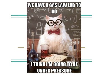 Boyle's Law and Charle's Law Powerpoint