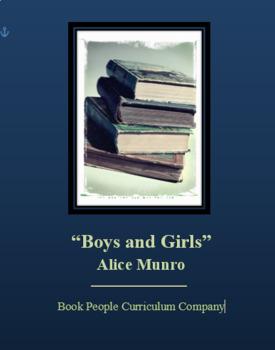 """Boys and Girls"" -- Alice Munro -- Short Story"