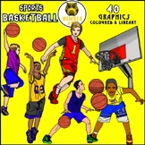 Basketball Clipart (Sports)