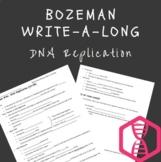 Bozeman WAL (Write-a-Long) DNA Replication