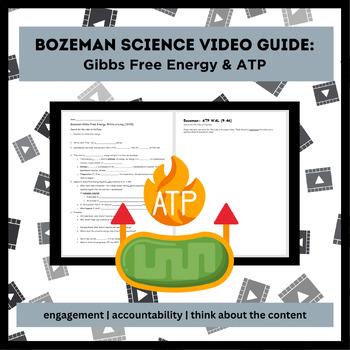 Bozeman Write-a-Long for Gibbs Free Energy & ATP | TpT
