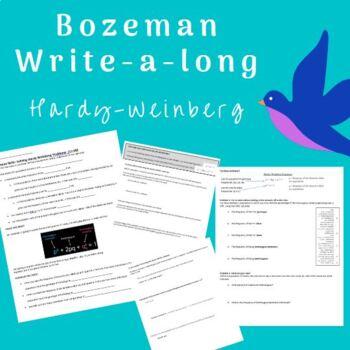 Bozeman Write-a-Long: Hardy Weinberg Problems