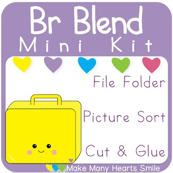 Br Blend Mini Sorting Kit