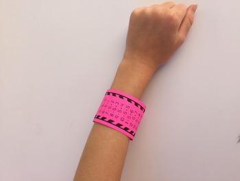 Bracelet Bundle! {Multiplication, Division, Addition, Subtraction Facts}