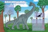 Brachiosaurus - Dinosaur Poster & Handout