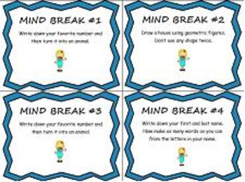 Brackets Braces Parentheses Exponents 24 Task Cards 5.OA.A.1 Order of Operations