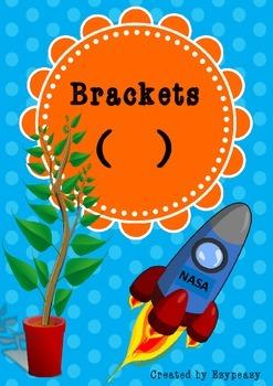 Brackets & Parentheses