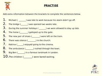 Brackets Teaching PowerPoint