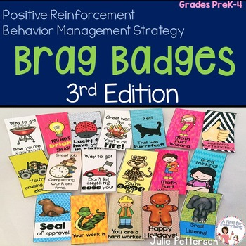 Brag Badges