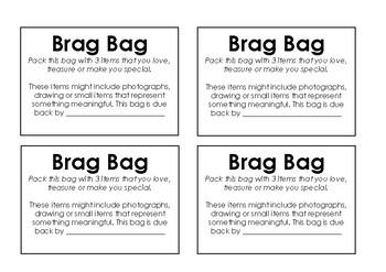 Brag Bag