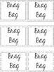 Brag Bag Activity