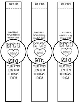 Brag Bands - Brag Bracelets