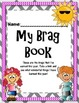 Brag Book-Glitter Badge Theme