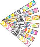 Brag Bracelets- Behaviour Edition Watercolour