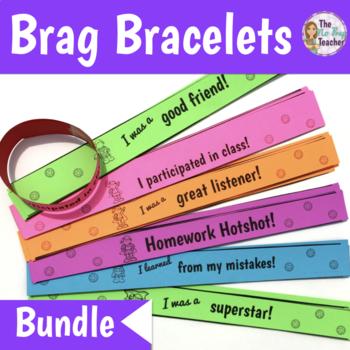 Brag Bracelets Bundle